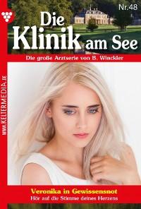 Cover Die Klinik am See 48 – Arztroman