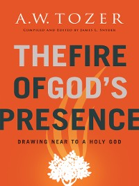 Cover The Fire of God's Presence