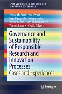 Cover Governance and Sustainability of Responsible Research and Innovation Processes