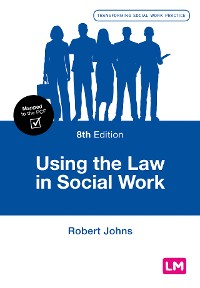 Cover Using the Law in Social Work
