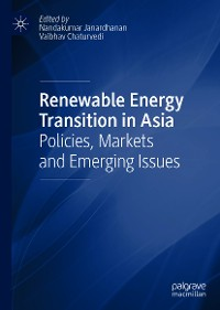 Cover Renewable Energy Transition in Asia