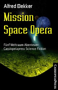 Cover Mission Space Opera