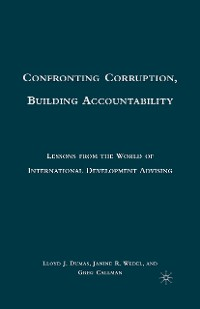 Cover Confronting Corruption, Building Accountability