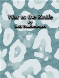 Cover War to the Knife