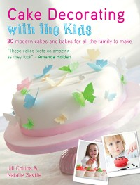 Cover Cake Decorating With The Kids