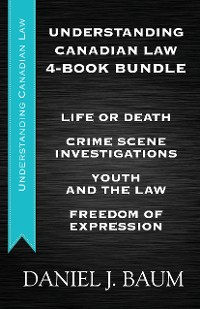 Cover Understanding Canadian Law Four-Book Bundle