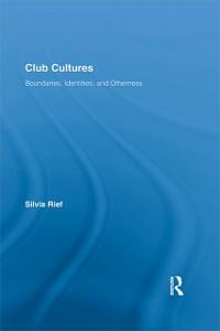 Cover Club Cultures
