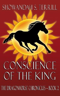 Cover CONSCIENCE OF THE KING