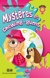 Cover Mysteres et chewing-gums