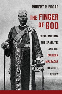 Cover The Finger of God