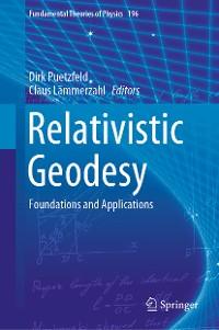 Cover Relativistic Geodesy