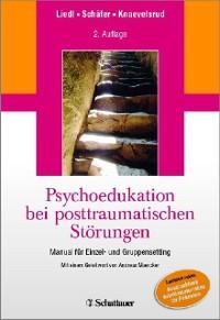 Cover Psychoedukation bei posttraumatischen Störungen