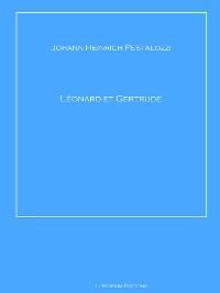 Cover Léonard et Gertrude