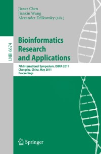 Cover Bioinformatics Research and Application