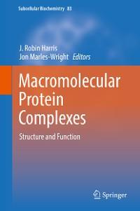 Cover Macromolecular Protein Complexes