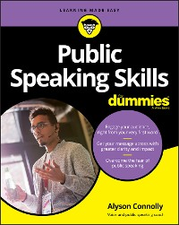 Cover Public Speaking Skills For Dummies