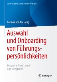 Cover Auswahl und Onboarding von Führungspersönlichkeiten