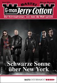 Cover Jerry Cotton 3232- Krimi-Serie
