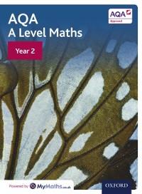 Cover AQA A Level Maths: Year 2