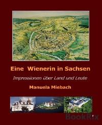 Cover Eine Wienerin in Sachsen