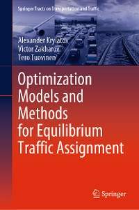 Cover Optimization Models and Methods for Equilibrium Traffic Assignment