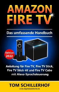 Cover Amazon Fire TV - Das umfassende Handbuch