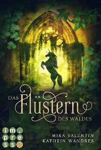 Cover Das Flüstern des Waldes (Die Keloria-Saga 1)