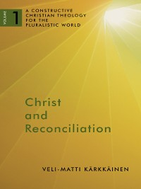 Cover Christ and Reconciliation