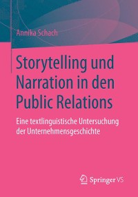 Cover Storytelling und Narration in den Public Relations