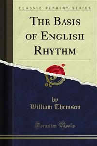Cover The Basis of English Rhythm
