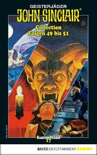 Cover John Sinclair Collection 17 - Horror-Serie