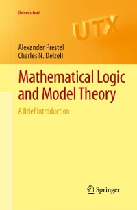 Cover Mathematical Logic and Model Theory