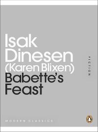 Cover Babette's Feast