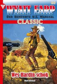 Cover Wyatt Earp Classic 69 – Western