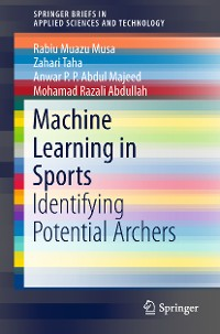 Cover Machine Learning in Sports