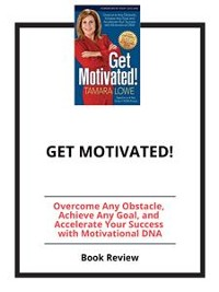 Cover Get Motivated!
