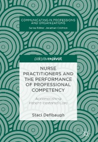 Cover Nurse Practitioners and the Performance of Professional Competency