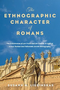 Cover The Ethnographic Character of Romans