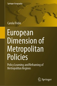 Cover European Dimension of Metropolitan Policies