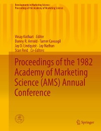 Cover Proceedings of the 1982 Academy of Marketing Science (AMS) Annual Conference