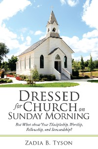 Cover Dressed for Church on Sunday Morning