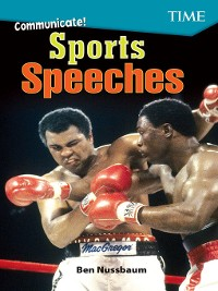 Cover Communicate! Sports Speeches