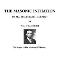 Cover The Masonic Initiation
