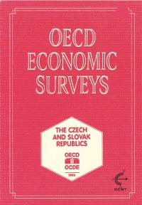 Cover OECD Economic Surveys: The Czech and Slovak Republics 1994