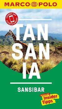 Cover MARCO POLO Reiseführer Tansania, Sansibar