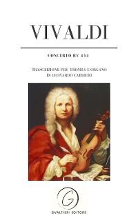 Cover Vivaldi - Concerto RV 454