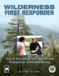 Cover Wilderness First Responder