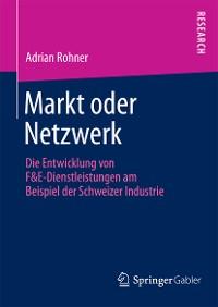 Cover Markt oder Netzwerk