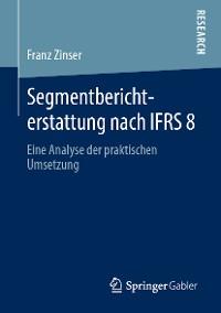 Cover Segmentberichterstattung nach IFRS 8