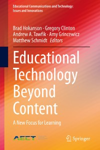 Cover Educational Technology Beyond Content